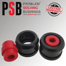 2 x BMW Z3 Front Lower Arm Rear Poly Polyurethane PSB (60mm) Bushing Kit 96 - 02