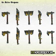 Kromlech BNIB Orc Melee Weapons (10) KRCB143