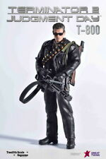 1/12 Arnold Schwarzenegger T800 GREAT TWINS Collectible 6 Inch Action Figure