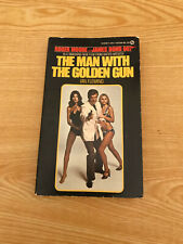 The Man With The Golden Gun by Ian Fleming - James Bond 007