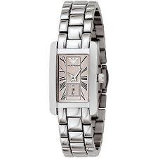 Emporio Armani Silver/Peach Quartz Analog Women's Watch AR0172