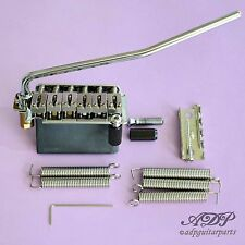 CORDIER TREMOLO Style STRATOCASTER 2 POSTS 54mm STEEL BLOC+SADDLES CHROME TS184C