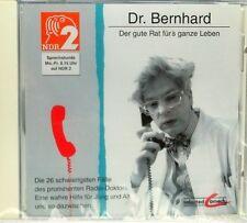 Dr. Bernhard (Comedy, NDR 2) Der gute Rat für's ganze Leben [CD]