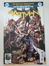 BATMAN #34 (2018) DC UNIVERSE REBIRTH COMICS CATWOMAN! JOELLE JONES ART! NM