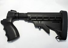 12GA Tactical Shotgun Stock W/Pistol Grip Recoil Pad For Mossberg 500 & Wrench
