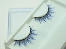 bjd sd msd ooak 4D eyelashes 8-10mm blue HB