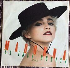 """Madonna, La Isla Bonita, 7"""",LP 45. Excelente Estado De Vinilo"""
