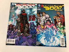 Justice League 3000 #10 and #11  Comic Book Lot   Please Visit My Store