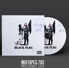 Machine Gun Kelly - Black Flag Mixtape (Full Artwork CD Art/Front/Back Cover)