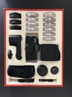 VIntage Asahi Pentax Auto 110 Super SLR Camera Outfit - Complete Set