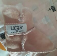 Pink Baby Ugg Boots, 6-12 Months