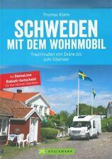 Kliem: Schweden mit dem Wohnmobil NEU Routen/Plätze/Reiseführer/Camper/Touren