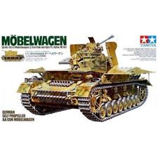 TAMIYA: 1/35; German AA Gun Mobelwagen