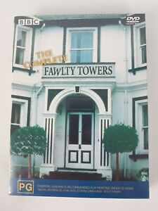 The Complete Fawlty Towers DVD Set New and Sealed BBC John Cleese Region 4
