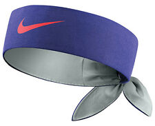 New Nike Headband Bandanna Tennis Running Basketball Nadal Head Tie RARE