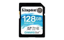 Kingston Canvas Go 128GB SDXC Uhs-i clase 10 Pmr03-900228