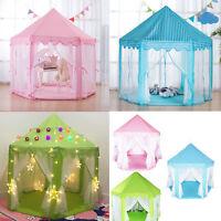 Kids Play Tent Children Large Play house Entertainment world Indoor Hexagon