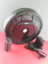 iRobot Roomba 890 Robotic Cleaner + charger & 1 virtual wall /read/#1virW