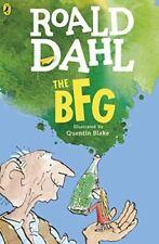 Dahl, Roald, The BFG (Dahl Fiction), Like New, Paperback