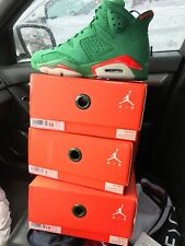 Nike Air Jordan 6 VI Retro Gatorade Green NRG Size 10.5 w/receipt IN HAND