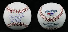Cal Ripken Jr. SIGNED ROMLB Baseball + 82 AL ROY Orioles ITP PSA/DNA AUTOGRAPHED