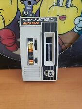 Mattel Electronics Auto Race 1976 Handheld For Parts or Repair, tested, works.