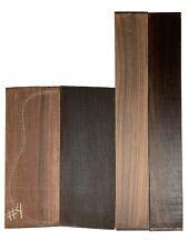 Figured Indian Rosewood Dreadnought Guitar Back & Side Set Luthier Tonewood #04