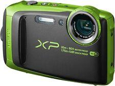 "FujiFilm FinePix XP120 16MP 3"" LCD Waterproof Shockproof Digital Camera"