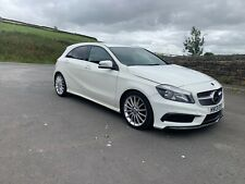 2013 MERCEDES A-CLASS A180 AMG BLUE-EFFICIENCY 7 SPEED AUTOMATIC DAMAGE REPAIRED