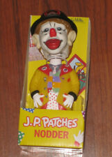 NEW! J.P. Patches Nodder Bobblehead Accoutrements Archie McPhee Item #12659