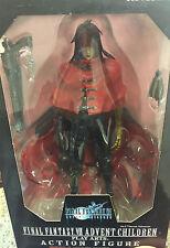 Final Fantasy VII advent children no.2 Vincent Valentine action figure