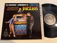 Perez Prado Pops And Prado LP RCA Living Stereo 1s/1s EX!!!!