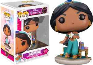 Funko POP! Disney Princess #1013 Jasmine [In Pop Protector]