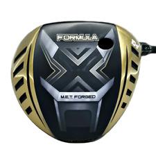 Krank Golf Kyle Berkshire Formula X Custom USGA Conforming Pure Wrap Grip Driver