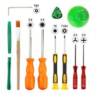 Repairing Screwdriver Tool Kit for Repairing and Cleaning PS4 XBox One 360 Game