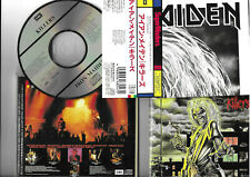 IRON MAIDEN - KILLERS  ( with OBI )  ORIGINAL CD