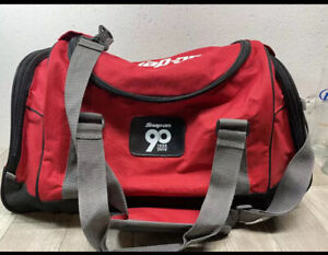 Snap-On Tools Duffle Bag Pre-Owned Special 90th Edition.