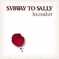 Subway to Sally Herzblut (2001) [CD]