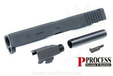 GUARDER Aluminum Slide & Steel Barrel Set for G17 2012 Ver GLK-46 We Airsoft