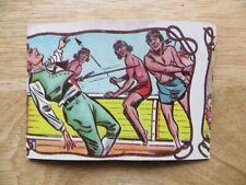1961 VINTAGE FLEER PIRATES BOLD BUBBLE GUM CARD # 47 CHIEF TOM