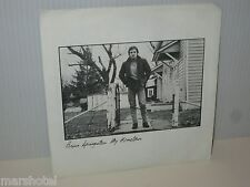 BRUCE SPRINGSTEEN THE BOSS  MY HOMETOWN 45RPM SINGLE PICTURE SLEEVE RECORD VINYL