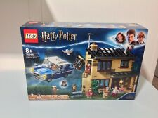 LEGO HARRY POTTER BNIB SET 75968 - 4 PIVET DRIVE HOUSE SET