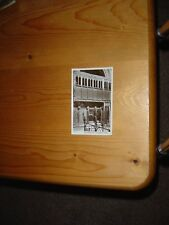 POSTCARD, WATCHING GALLERY, CATHEDRAL ST. ALBANS, HERTFORDSHIRE.  ENGLAND.