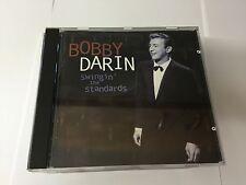 Bobby Darin : Swingin the Standards CD (1999) MINT