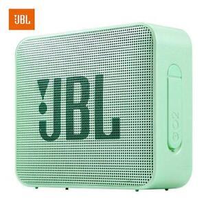 JBL Go 2 Waterproof Bluetooth Portable Speaker 180Hz - 20000Hz Audio Range