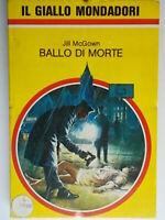 Ballo di morteMcGown JillMondadorigiallo2197lloyd thrillerThomson nuovo 72