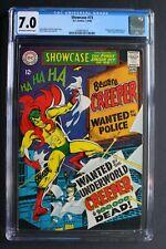 SHOWCASE #73 ORIGIN 1st Jack Ryder aka CREEPER 1968 DC Steve DITKO CGC FN/VF 7.0