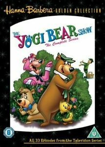 Yogi Bear: The Complete Series Dvd Brand New & Factory Sealed (1961)