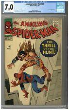 Amazing Spider-man #34 CGC 7.0