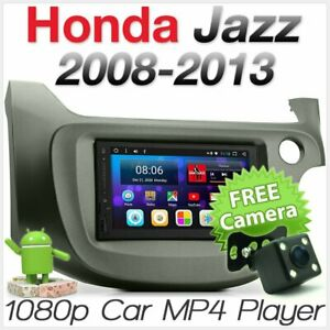 Android Car MP3 Player For Honda Jazz 2008 2009 MP4 USB Radio Stereo Sat Nav GPS